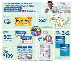 Ofertas de Farmacias y Salud en el catálogo de Farmacias Benavides ( 13 días más)