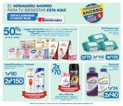Ofertas de Pantene en el catálogo de Farmacias Benavides ( 15 días más)