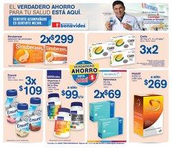Ofertas de Hiper-Supermercados en el catálogo de Farmacias Benavides ( 4 días más)