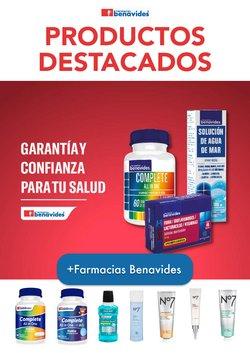 Catálogo Farmacias Benavides ( Publicado hoy)
