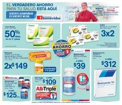 Catálogo Farmacias Benavides ( 11 días más)