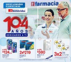 Catálogo Farmacias Benavides ( 15 días más)