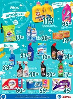 Ofertas de Hiper-Supermercados en el catálogo de Calimax en Tijuana ( 2 días publicado )
