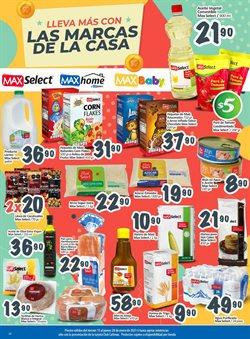 Ofertas de Hiper-Supermercados en el catálogo de Calimax en Ciudad Obregón ( Vence mañana )