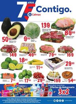 Ofertas de Hiper-Supermercados en el catálogo de Calimax ( Más de un mes)