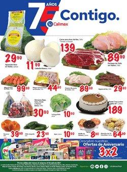 Ofertas de Calimax en el catálogo de Calimax ( Publicado hoy)