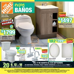 Ofertas de The Home Depot  en el folleto de Matamoros