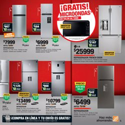 Ofertas de LG  en el folleto de The Home Depot en Iztapalapa