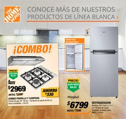 Ofertas de The Home Depot  en el folleto de Zapopan
