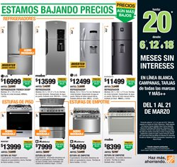 Ofertas de Cocinas  en el folleto de The Home Depot en Tlaquepaque