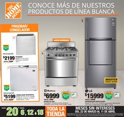 Ofertas de The Home Depot  en el folleto de Tlaquepaque