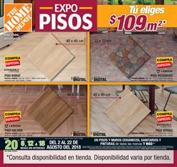 Ofertas de The Home Depot  en el folleto de Morelia