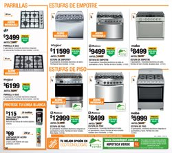 Ofertas de Whirlpool  en el folleto de The Home Depot en Ecatepec