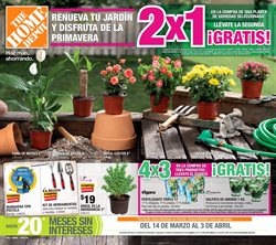 Ofertas de The Home Depot  en el folleto de Tepic