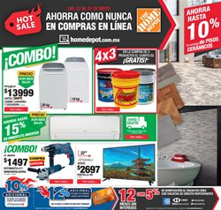 Ofertas de The Home Depot  en el folleto de Ecatepec