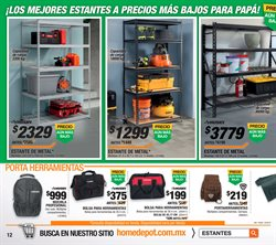Ofertas de JanSport  en el folleto de The Home Depot en Ecatepec
