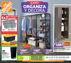 Ofertas de The Home Depot  en el folleto de Mérida