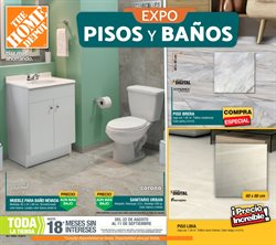 Ofertas de The Home Depot  en el folleto de Tlalpan (Distrito Federal)