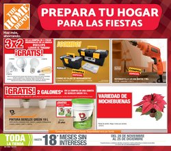 Ofertas de The Home Depot  en el folleto de Guadalajara