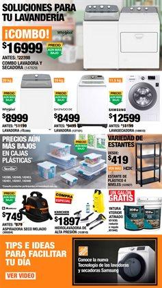 Catálogo The Home Depot en Mérida ( 2 días publicado )