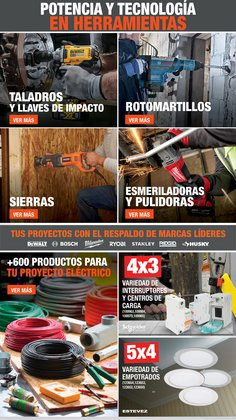 Ofertas de Taladro en The Home Depot