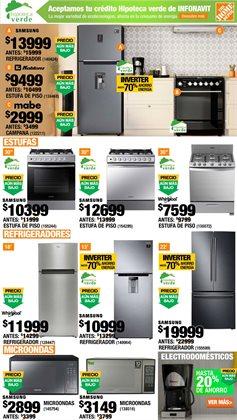 Ofertas de Samsung en el catálogo de The Home Depot ( 10 días más)