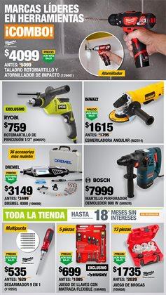 Ofertas de Bosch en el catálogo de The Home Depot ( 11 días más)
