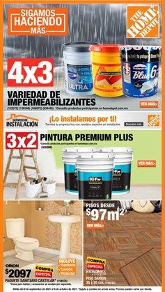 Catálogo The Home Depot ( 12 días más)