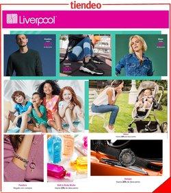 Catálogo Liverpool ( Publicado hoy)