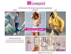 Ofertas de Tiendas Departamentales en el catálogo de Liverpool en Ciudad Obregón ( 3 días más )