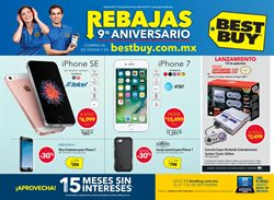 Ofertas de IPhone 4s  en el folleto de Best Buy en Zapopan