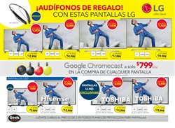 Ofertas de LG  en el folleto de Best Buy en Iztapalapa