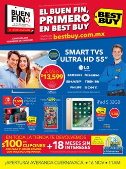 Ofertas de Best Buy  en el folleto de Iztapalapa