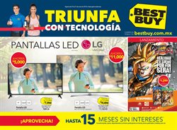 Ofertas de Best Buy  en el folleto de Guadalajara