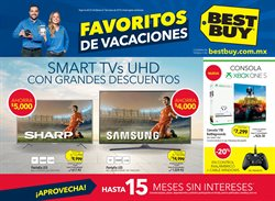 Ofertas de Best Buy  en el folleto de Coyoacán