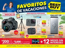 Ofertas de Best Buy  en el folleto de Zapopan