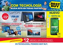 Ofertas de Best Buy  en el folleto de San Luis Potosí