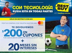 Ofertas de Best Buy  en el folleto de Gustavo A Madero
