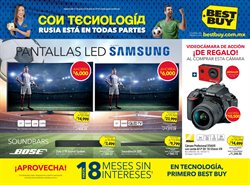 Ofertas de Best Buy  en el folleto de Miguel Hidalgo