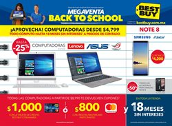 Ofertas de Best Buy  en el folleto de Cancún