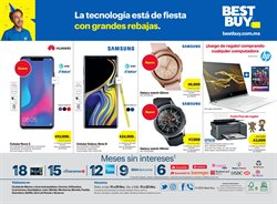 Ofertas de Celulares  en el folleto de Best Buy en Tlaquepaque