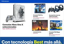 Ofertas de PlayStation 4 en Best Buy