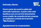 Cupón Best Buy en Ciudad de México ( Más de un mes )
