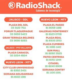 Ofertas de Nuevo en RadioShack