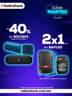 Ofertas de Electrónica y Tecnología en el catálogo de RadioShack en Guadalajara ( Caduca hoy )