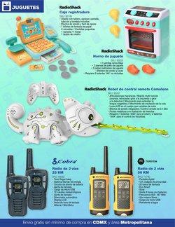 Ofertas de Motorola en el catálogo de RadioShack ( 12 días más)