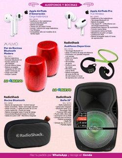 Ofertas de Apple en el catálogo de RadioShack ( Más de un mes)