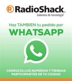Ofertas de RadioShack en el catálogo de RadioShack ( Más de un mes)
