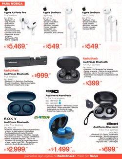 Ofertas de Samsung en el catálogo de RadioShack ( Vence hoy)