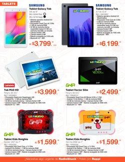 Ofertas de Samsung en el catálogo de RadioShack ( Publicado hoy)